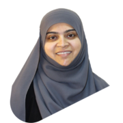 Mrs. Aqila - Patient Care & Marketing Manager